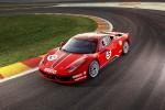 Prova Ferrari Challange Monza