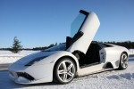 Iskörning on ice driving upplevelse