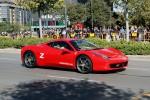 kör en Ferrari 20 km