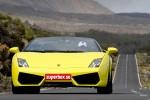 Kör en Lamborghini