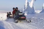 Snöskotertur i Sälen 1,5 timmar