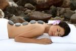 Massage med varma stenar presentkort