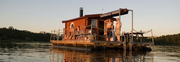 Bastuflotte upplevelser