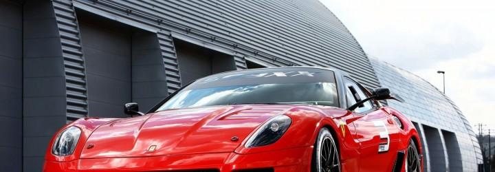 Pilota Ferrari uppleveser