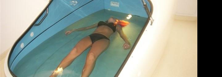 Floating behandling upplevelser 60 min i Danderyd