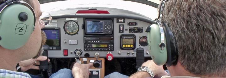 Provflyg - Kör ett flygplan upplevelser