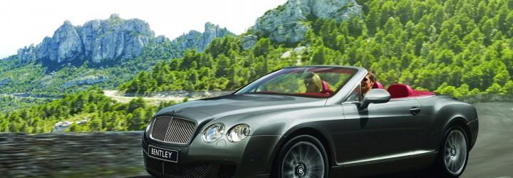 Hyra Bentley upplevelser