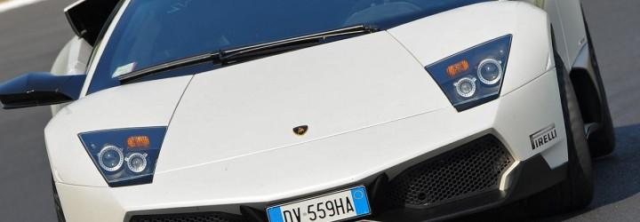 Lamborghini Academy upplevelse