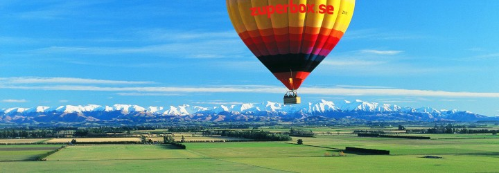 Ballongflyg upplevelse