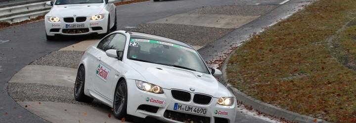 Kör på Nurburgring Presentkort