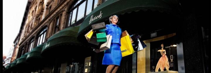 Personal shopping gåva i Stockholm