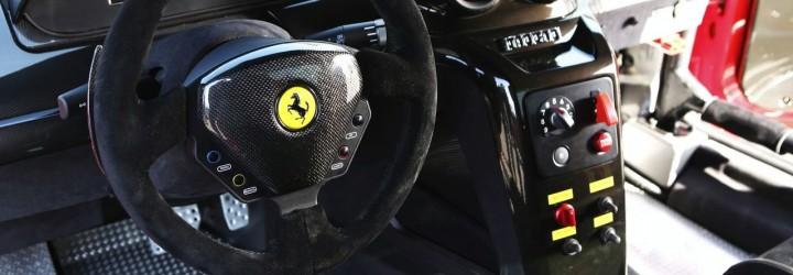 Pilota Ferrari upplevelse