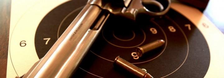 Pistolskytte upplevelse
