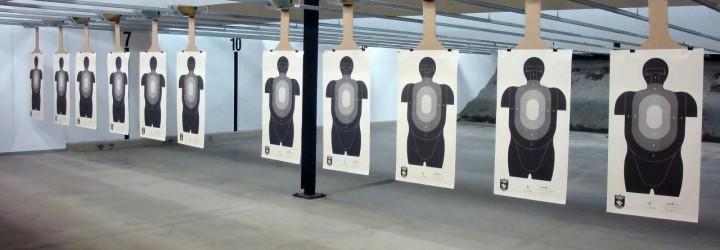 Pistolskytte upplevelser
