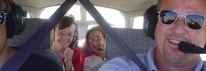 Provflyg - Kör ett flygplan upplevelse present