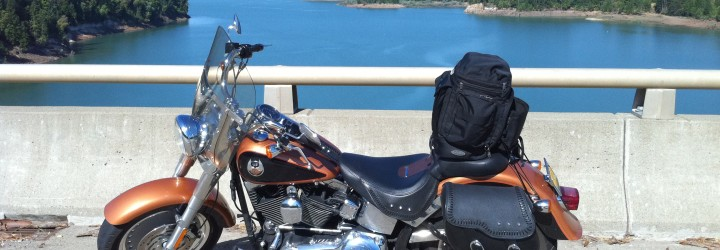 Kör en Harley Davidsson 40 km