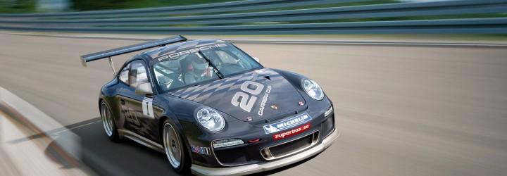 Kör Porsche Carrera Cup Nurburgring