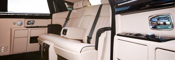 Rolls Royce Phantom Upplevelse