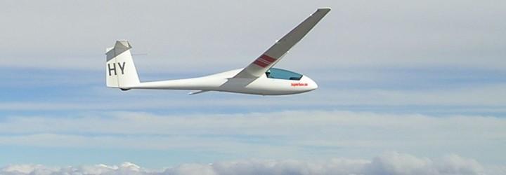 Segelflyg upplevelser