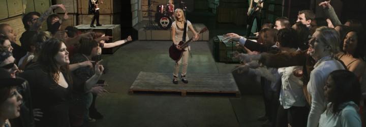 Spela in Musikvideo upplevelse