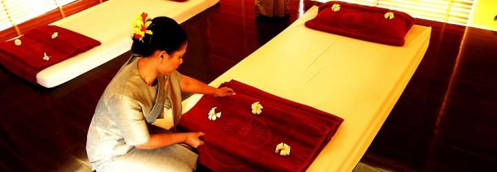 Thai Massage upplevelse
