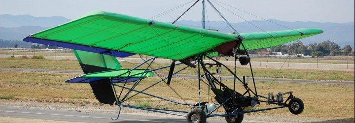 Kör Ultralätt Flygplan upplevelse