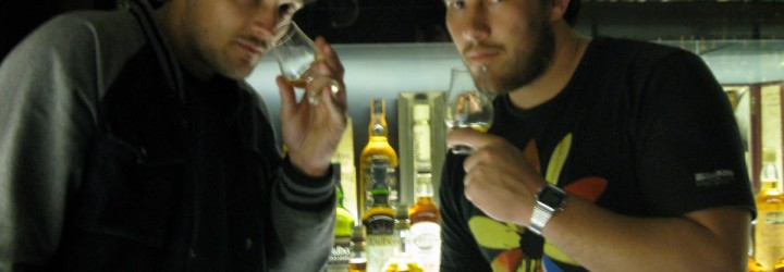 Whisky provning upplevelse